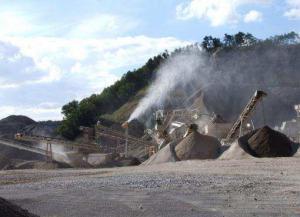Canhão Industrial de Nebulização